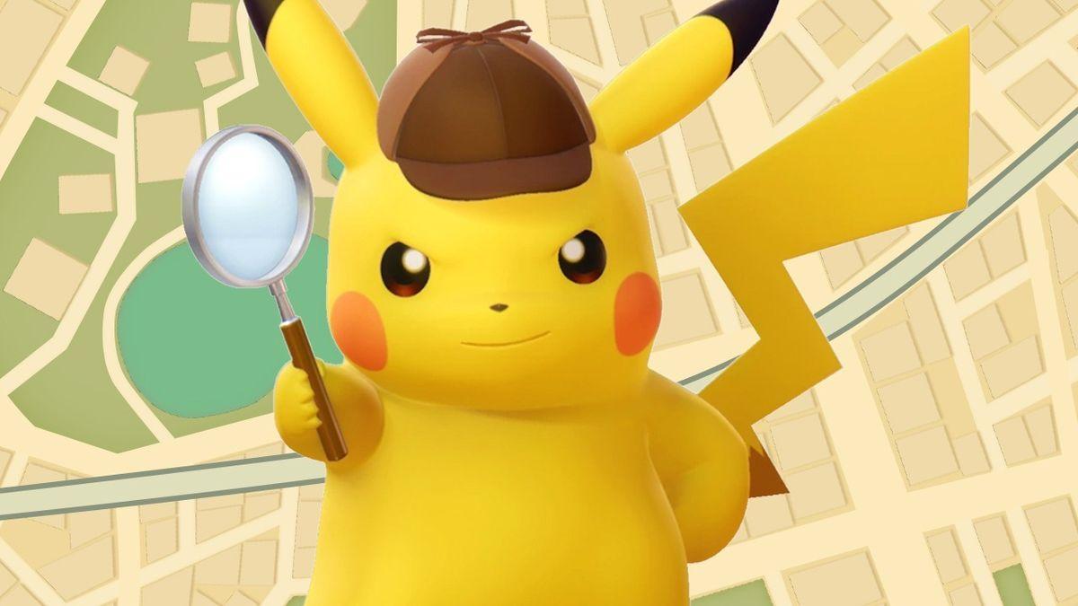 D tective pikachu 2016 jeu vid o senscritique - Image pikachu ...