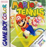 Jaquette Mario Tennis