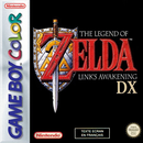 Jaquette The Legend of Zelda : Link's Awakening DX