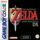 Jaquette The Legend of Zelda: Link's Awakening DX