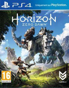 Jaquette Horizon : Zero Dawn