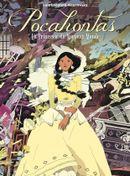 Couverture Pocahontas, La Princesse du Nouveau Monde