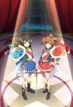 Affiche Shoujo☆Kageki Revue Starlight