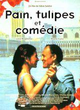 Affiche Pain, tulipes et comédie