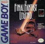 Jaquette Final Fantasy Legend