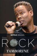 Affiche Chris Rock : Tamborine