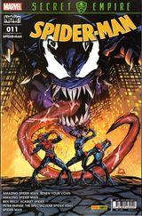 Couverture Expérience Venom - Spider-Man (Marvel France 6e série), tome 11