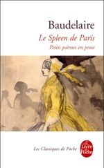 Couverture Le Spleen de Paris