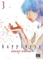 Couverture Happiness, tome 3