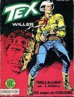 Couverture Tex Willer - L'aigle de la nuit