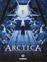 Couverture Commando noir - Arctica, tome 9