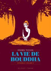 Couverture La Vie de Bouddha (Édition 90 ans), tome 2