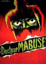 Affiche Le Docteur Mabuse