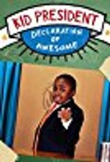 Affiche Kid President: Declaration of Awesome