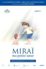 Affiche Miraï, ma petite soeur