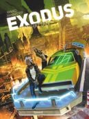 Couverture Exodus Manhattan - Tome 1