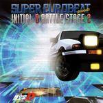 Pochette Super Eurobeat Presents Initial D Battle Stage 2 (OST)