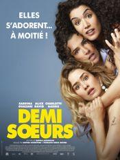 Affiche Demi-sœurs