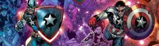 Cover Itinéraire de la saga Secret Empire