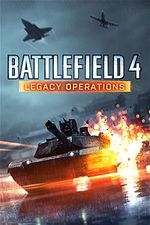 Jaquette Battlefield 4 : Legacy Operations