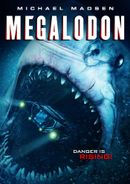 Affiche Megalodon