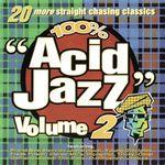 Pochette 100% Acid Jazz, Volume 2