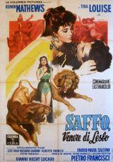 Affiche Sapho, Vénus de Lesbos