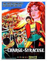 Affiche La Charge de Syracuse