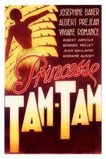 Affiche Princesse Tam-Tam