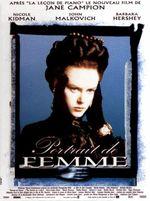 Affiche Portrait de femme