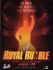 Affiche Royal Rumble 2002