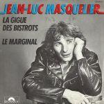 Pochette La Gigue Des Bistrots / Le Marginal (Single)