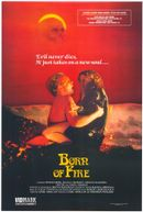 Affiche Born of Fire