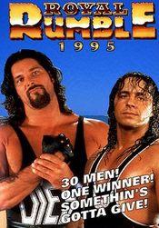 Affiche Royal Rumble 1995