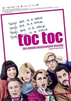 Affiche Toc Toc
