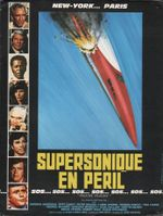 Affiche Supersonique en péril