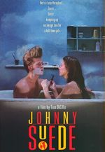 Affiche Johnny Suede