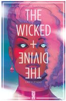 Couverture Crescendo - The Wicked + The Divine, tome 4