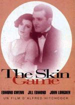 Affiche The Skin Game