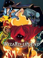 Jaquette Wizard of Legend