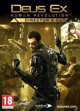 Jaquette Deus Ex : Human Revolution - Director's Cut