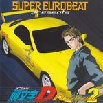 Pochette SUPER EUROBEAT presents INITIAL D 〜D SELECTION 2〜 (OST)