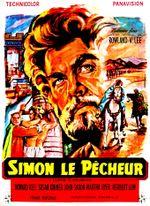 Affiche Simon le pêcheur