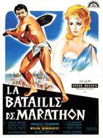 Affiche La Bataille de Marathon