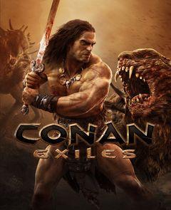 Jaquette Conan Exiles