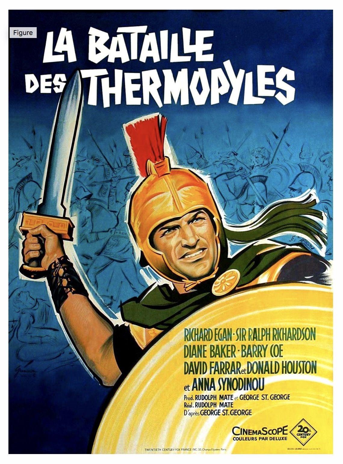 film la bataille des thermopyles