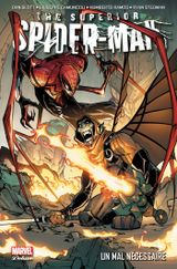Couverture The Superior Spider-Man (Deluxe) : Un Mal Nécessaire, tome 2