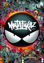 Couverture Mutafukaz : L'intégrale augmentée