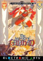 Jaquette The Legend of Galahad
