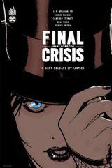 Couverture Sept Soldats (1ère partie) - Final Crisis, tome 1